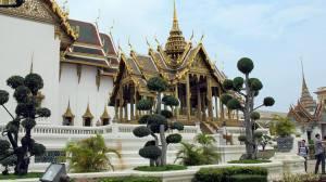 Bangkok - Királyi Palota