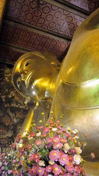Wat Pho, a Fekvő Buddha temploma
