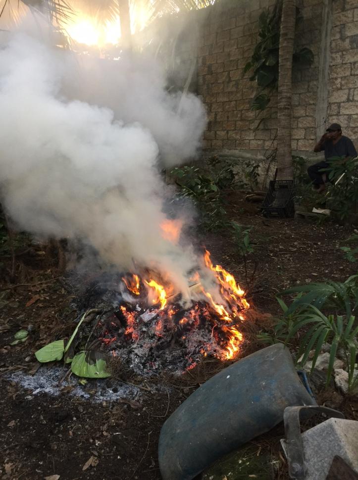 Ez volt az egyik füst...